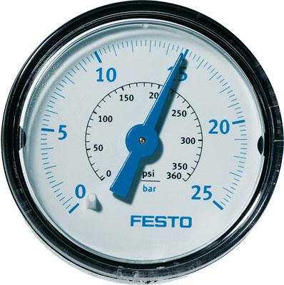 Манометр Festo MA-40-25-1/8-EN
