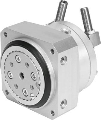 Неполноповоротный привод Festo DSM-12-270-P1-HD-A-B