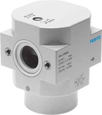Клапан плавного пуска Festo HEL-D-MAXI