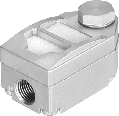 Клапан быстрого выхлопа Festo 547531 VBQF-U-G18-E