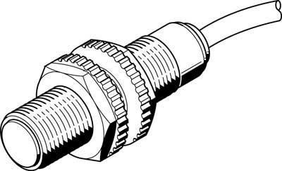 Датчик положения Festo SIED-M18B-ZS-K-L-PA