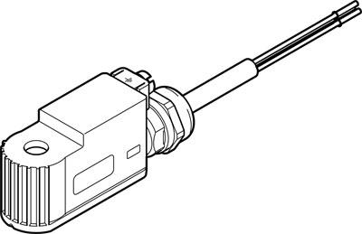 Катушка электромагнитная Festo VACF-B-K1-1-1-EX4-M