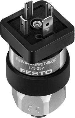 Реле давления Festo PEV-1/4-A-SW27-B-OD