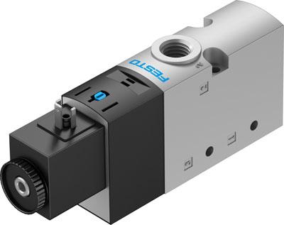 Распределитель с электроуправлением Festo VUVS-L25-M32C-MD-G14-F8-1C1