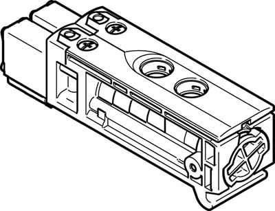 Распределитель с электроуправлением Festo VUVB-ST12-B52-ZH-QX-1T1