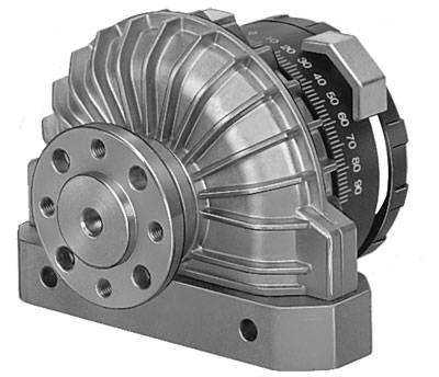 Неполноповоротный привод Festo DSRL-40-180-P-FW
