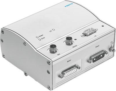 Контроллер электродвигателя Festo SFC-DC-VC-3-E-H0-CO