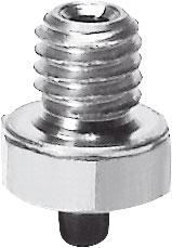 Захват вакуумный стандартный круглый Festo VAS-2-M3-NBR