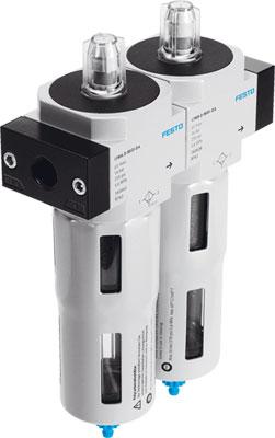 Комбинация фильтров тонкой очистки Festo LFMBA-1/2-D-MAXI-DA