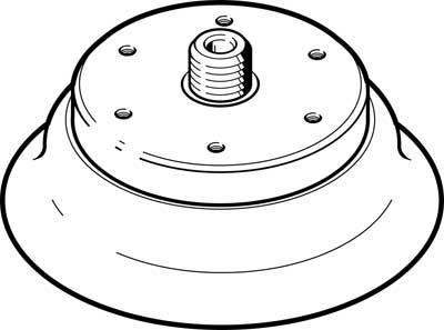 Комплектный вакуумный захват Festo 189362 ESS-100-EN