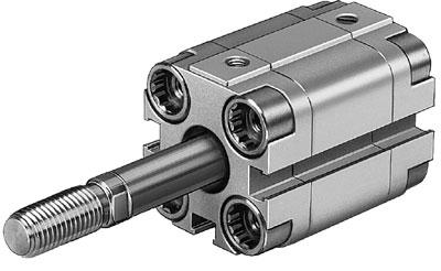Компактный цилиндр Festo AEVUZ-20-25-A-P-A