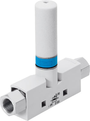 Эжектор базовый вакуумный пневматический Festo VN-05-N-T3-PI4-VI4-RO1