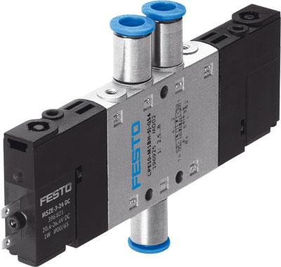 Распределитель с электроуправлением Festo CPE10-M1BH-5J-QS-6