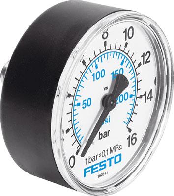 Манометр Festo MA-50-16-1/4-EN