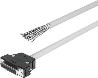 Соединительный кабель Festo NEBV-S1G44-K-2.5-N-LE44-S6