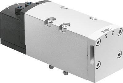 Распределитель с электроуправлением Festo VSVA-B-P53F-ZD-D2-1T1L