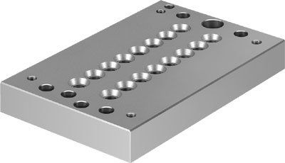 Многоканальная пневматическая плита Festo CPV10-VI-P8-M7