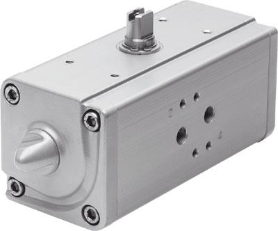 Неполноповоротный привод Festo DAPS-1440-090-R-F12-T6