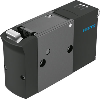 Стопорный цилиндр Festo EFSD-20-PV-M12