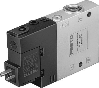 Распределитель с электроуправлением Festo CPE18-M1H-3GL-1/4