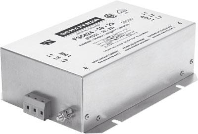 Сетевой фильтр Festo MRC-NF-3-BSM-BSC