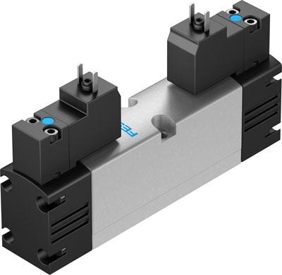 Распределитель с электроуправлением Festo VSVA-B-T32H-AH-A1-1C1