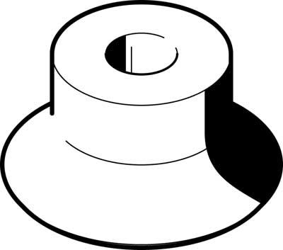 Присоска вакуумная в форме колокола Festo ESV-30-GT