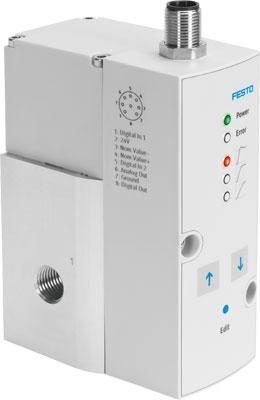 Пропорциональный регулятор давления Festo VPPM-8L-L-1-G14-0L6H-V1N-S1