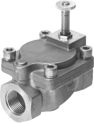 Клапан с электроуправлением Festo VZWM-L-M22C-G1-F5-R1