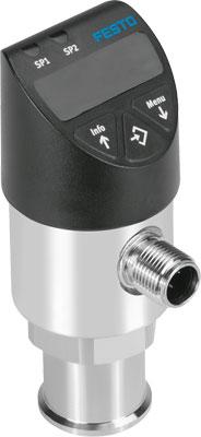 Датчик давления Festo SPAW-P16R-G14F-2P-M12