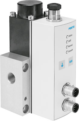 Пропорциональный регулятор давления Festo VPPL-3Q-3-Z-0L20H-V1-A-S1-4