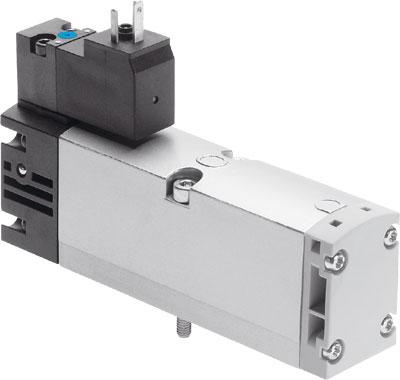 Распределитель с электроуправлением Festo VSVA-B-M52-MZH-A1-3AC1