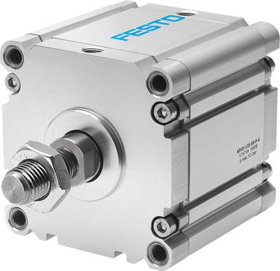 Компактный цилиндр Festo ADVU-125-15-A-P-A