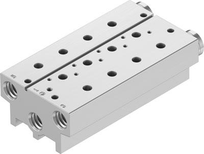 Плита для блочного монтажа Festo VABM-B10-20S-G14-3