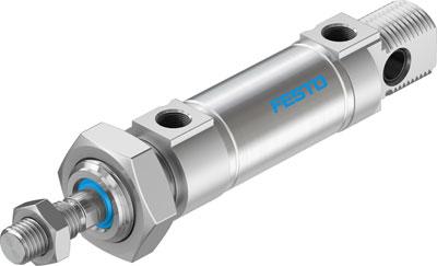 Круглый цилиндр Festo DSNU-25-10-PPV-A