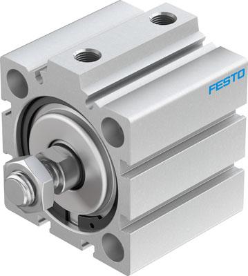 Короткоходовой цилиндр Festo ADVC-50-25-A-P