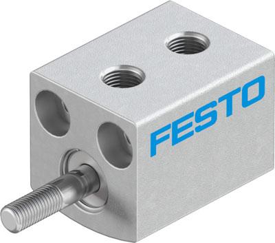 Короткоходовой цилиндр Festo ADVC-4-2,5-A-P