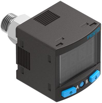 Датчик давления Festo SPAN-P10R-G18M-PN-PN-L1
