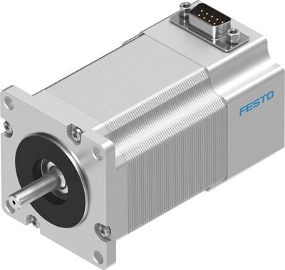 Шаговый двигатель Festo EMMS-ST-57-M-S-G2