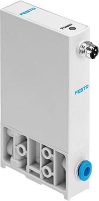 Пропорциональный регулятор давления Festo VEAA-L-3-D9-Q4-V1-1R1
