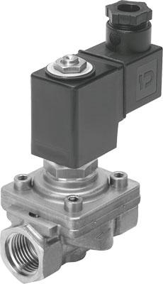Клапан с электроуправлением Festo VZWF-B-L-M22C-G12-135-V-2AP4-10-R1