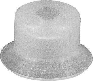 Присоска вакуумная сверхглубокая Festo ESV-20-ES