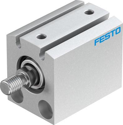 Короткоходовой цилиндр Festo ADVC-20-15-A-P-A