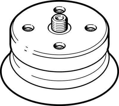 Комплектный вакуумный захват Festo 189394 ESS-80-BN