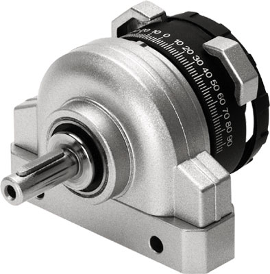 Неполноповоротный привод Festo DSR-25-180-P