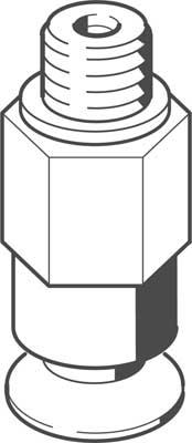 Комплектный вакуумный захват Festo 1469698 VAS-10-M5-PUR-B