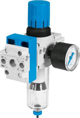 Комбинация блоков подготовки воздуха Festo LFR-1/4-DB-7-MINI-KB