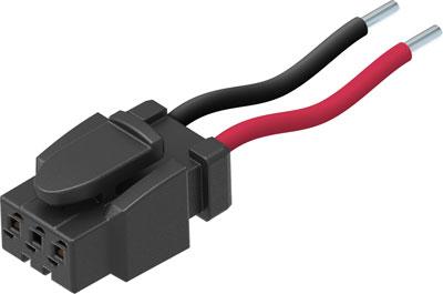 Штекерная розетка с кабелем Festo NEBV-H1G2-KN-0.5-N-LE2