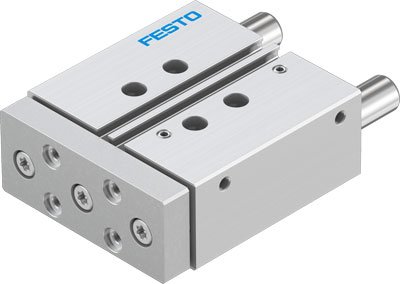Цилиндр с направляющей Festo DFM-20-40-P-A-GF