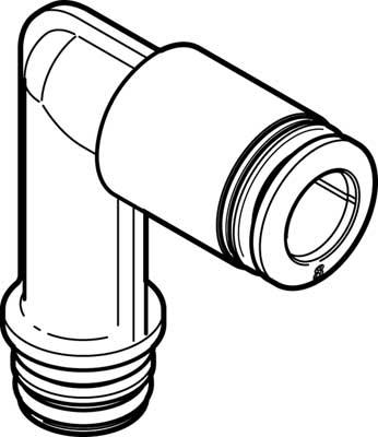 Картридж цанговый угловой Festo QSPLLKG14-8 (комплект 10 шт)